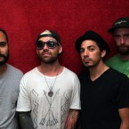 Reunited And It Feels So Good: Strata frontman, Eric Victorino, says the band is getting used to the idea of playing together again.