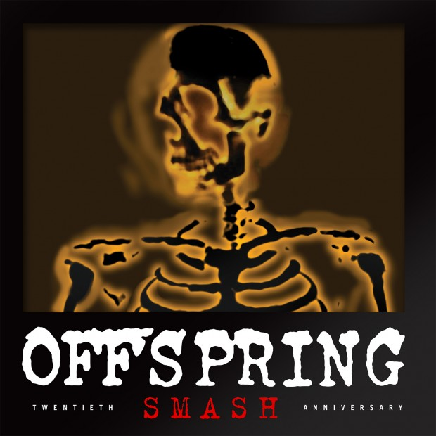Punk Rock Reunion: The Offspring are celebrating the 20th anniversary of their breakthrough record, appropriately titled 'Smash.'