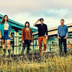 Around the world: The members of the Oakland-based indie quartet Trails and Ways draw influence from all over the world—especially Brazil.