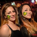 St. Patrick's Day was a blast. We think. Photo by Greg Ramar.