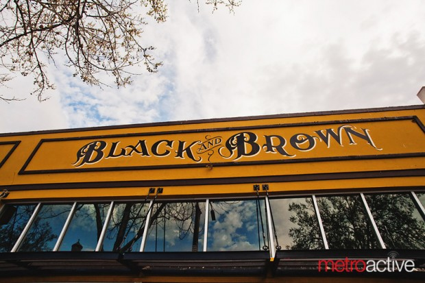 Black & Brown: Keeping San Jose fresh for 10 years.