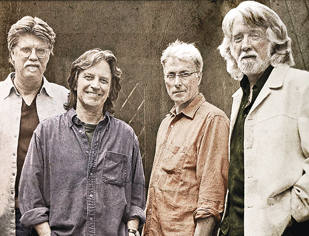 AN AMERICAN BAND: The Nitty Gritty Dirt Band are celebrating 50 years of playing folk, Americana, country and rock & roll.