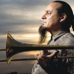 """REMEMBERING RAHSAAN: Steve Turre works to keep Rahsaan Roland Kirk's legacy alive, returning to the Rahsaanathon every year to lead the """"Eulipion All Stars"""" in a tribute to his mentor."""