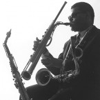 THREE-SIDED DREAMER: Rahsaan Roland Kirk's music and cosmic philosophy have guided the evolution of Café Stritch and play an instrumental role in it's bohemian vibe.