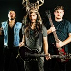 SINSATIONAL: L.A. metal trio Sinicle come to The Caravan this week.