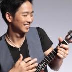UKE MOVES: Jake Shimabukuro is a virtuoso on the ukulele.