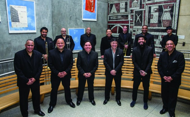 SALSA DURA: Spanish Harlem Orchestra plays a special 10th anniversary party for the Redwood City Salsa Fest.