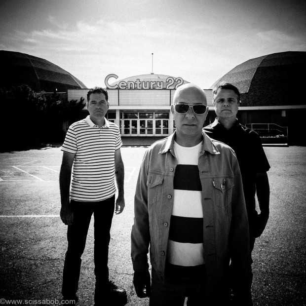 THREE DAVES: The Odd Numbers look back on a life of music with first new record in 16 years, 'The Oddyssey.' Photo by Scissabob.
