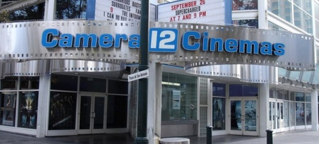 NO MORE MOVIES: With the temporary shuttering of Camera 3, there is no where to see a movie on the big screen in downtown San Jose.