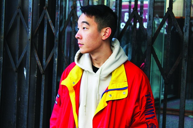 FORTUNE COOKIE FLOW: Raised in Salinas and the East Side, rapper Chow Mane's cuts about Chinese food are as insightful as they are tasteful.