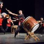"""TAI ON ONE: The incredible Stanford Taiko presents its Spring Concert: """"Wavebreak."""""""