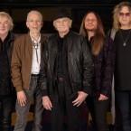 YES MEN: Prog rock veterans Yes celebrate 50 years of music. Photo by Gottlieb Bros.