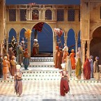TURKISH DELIGHT: Mozart's comic tale of daring-do revolves around rescuing a loved one from an Ottoman harem.