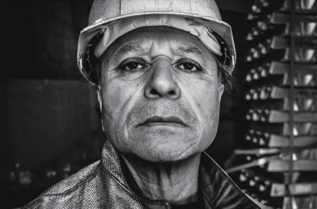 HARD ART: Featuring portraits and stories of workers at the oldest metal foundry in San Jose, this exhibit documents the changing face of manufacturing and heavy industry in the rapidly evolving Silicon Valley.