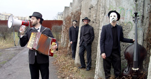 LEFT WING: The Painted Bird take on the alt-right with traditional Yiddish tunes, punk.