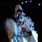 META THEATRE: Hell hath no fury like a clown scorned.