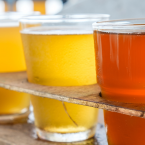 PEAK SOURS: Downtown Campbell celebrates the most tart, acidy creations of its local beermaker.