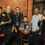 MONK APOSTLES: SJZ Collective brings their reimagining of Thelonious Monk to Cafe Stritch.