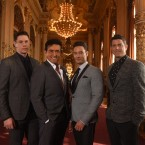 IL COMMUNICATION: Transnational tenor group (and Simon Cowell creation) Il Divo is coming to the Civic to steal hearts.