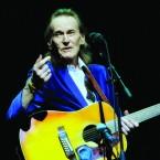 TREAD LIGHTLY: Veteran singer-songwriter Gordon Lightfoot celebrates his 80th birthday on the road.