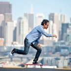 PUSHING ON: Not just a skateboarding legend, Tommy Guerrero has been making some of the Bay's most mercurial music for decades.