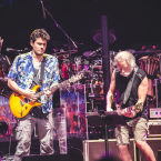 "DEAD AIR: The Dead & Co. (""Co."" being John Mayer) keep the jam alive at Shoreline Amphitheater."