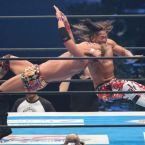 JAPAN SLAM: New Japan Pro Wrestling is the only time you'll see a pile-driver at the San Jose Civic.