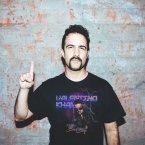 KHAN DO: Venerated DJ Valentino Khan lets the beat drop at San Jose Civic.