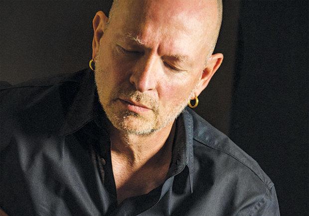 NEW TRADITIONALIST: Guitarist Ottmar Liebert sees combining musical genres as a way of pushing forward. Photo by Greg Gorman.