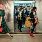 UNDERGROUND SOUND: Flor de Toloache, NYC's one and only all-female mariachi band, steps into the Ritz.