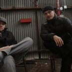 WIZE GUYS: Bay Area hip-hop duo Edgewize & Platurn celebrate their EP release at Cafe Stritch.