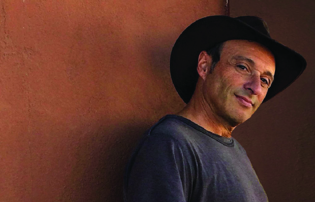 FEEL THE BERN: Local singer-songwriter Dan Bern says the switch to virtual performance has brought with it a thrill of its own.
