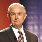 """ROACH: Former Attorney General Jeff Sessions was quoted as saying he liked the Ku Klux Klan just fine """"until I found out they smoked pot."""""""