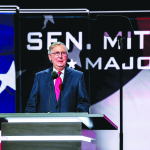SMOKE OUT: If two close U.S. Senate elections in Georgia go for the Democrats, current Majority Leader Mitch McConnell would lose the power to head off votes on pot legalization at a critical moment.