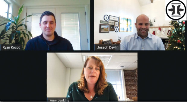 SPECIAL BLEND: Pot industry insiders talk reform, including combining three cannabis licensing agencies and lowering taxes during the Spark Sessions podcast. Photo Courtesy of Spark Sessions podcast.