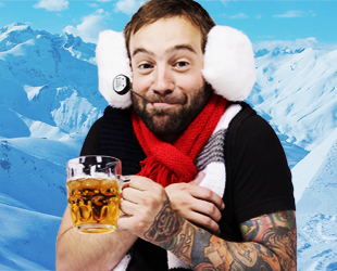 Metro Cover Story Photo: The Coldest Beer