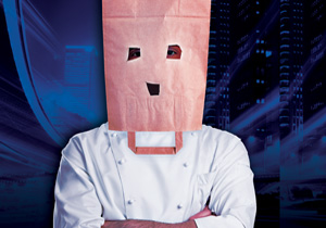 Metro Cover Story Photo: Undercover Chef