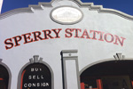 Thumbnail for Sperry Station Fills Up