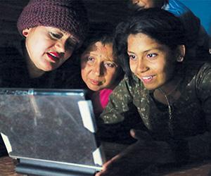 Metro Cover Story Photo: Literacy & Light