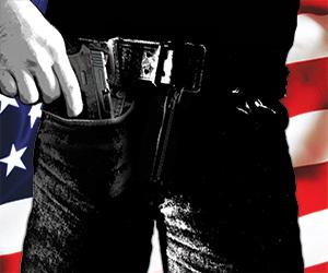 Metro Cover Story Photo: Pistol In My Pocket