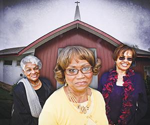 Metro Cover Story Photo: Faith & Fury