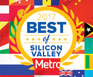 Metro Cover Story Photo: The Best of Silicon Valley 2017