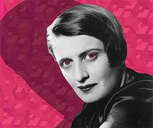 Metro Cover Story Photo: Ayn Rand and Silicon Valley